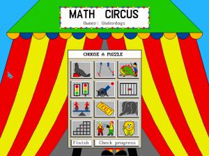 math circus