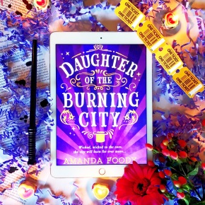 Finally a good circus book?? | July ReadingRoundup